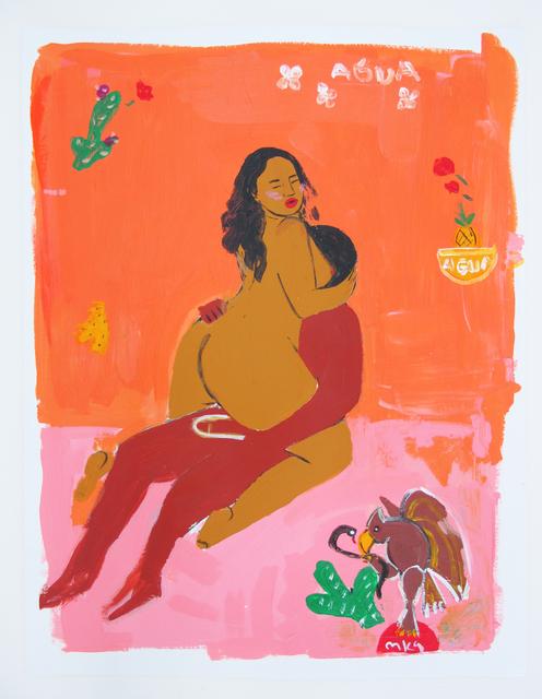 , 'Agua,' 2016, V1 Gallery