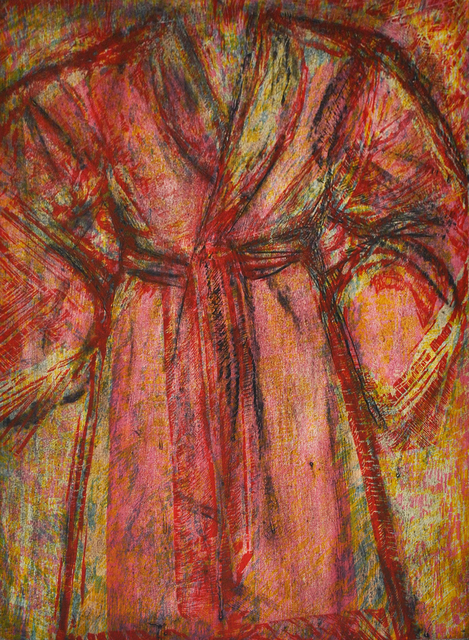 , 'Rosy Robe,' 1998, Jonathan Novak Contemporary Art