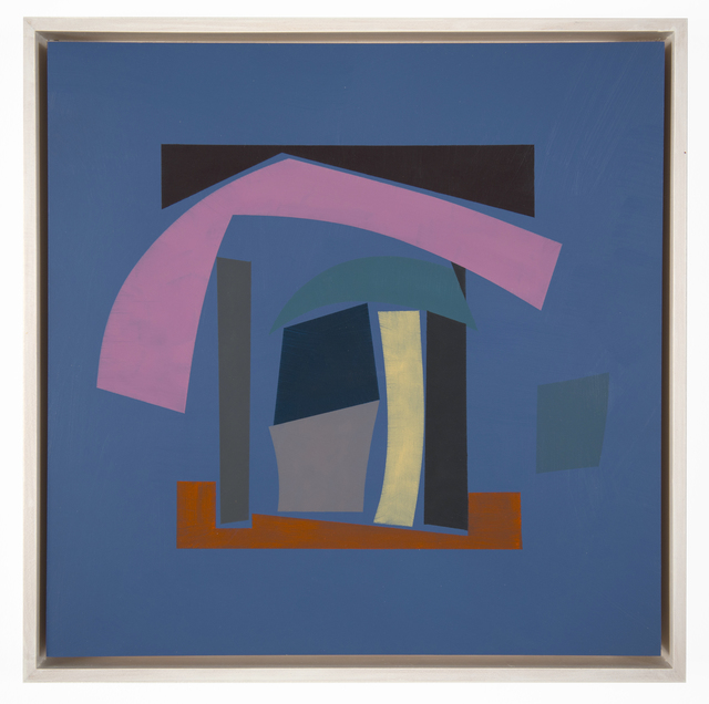 , 'Nothing was Solved or Proven,' 2018, FRED.GIAMPIETRO Gallery