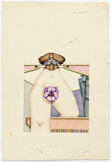 , 'Untitled,' 1969, Corbett vs. Dempsey