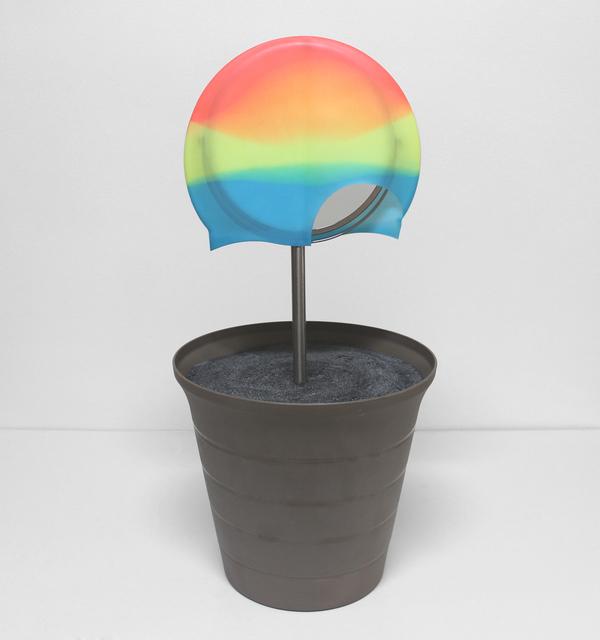 , 'Rainbow,' 2016, Johannes Vogt Gallery