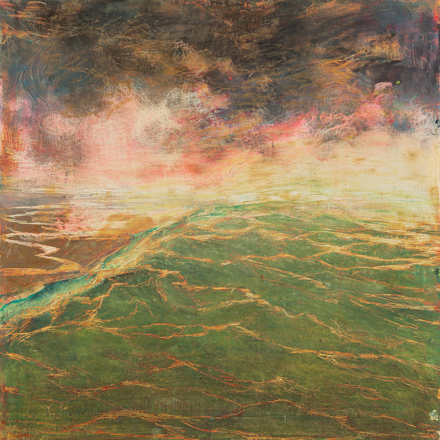 , 'Green Wave #2,' 2013, Cross Mackenzie Gallery