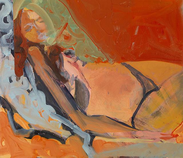 , 'Blue Deck Chair II,' , Arusha Gallery