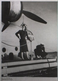, 'Fashion Flying Boat,' , Isabella Garrucho Fine Art