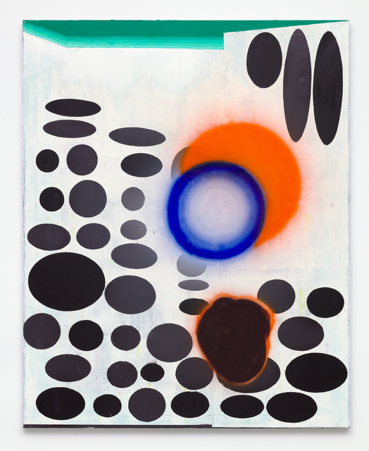 Joris Ghekiere, 'Untitled', 2016, Painting, Oil and spray paint on canvas, Kristof De Clercq