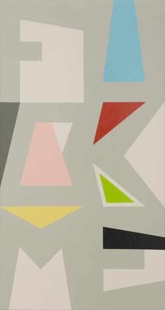, 'Fuck Me,' 2014, Darren Knight Gallery