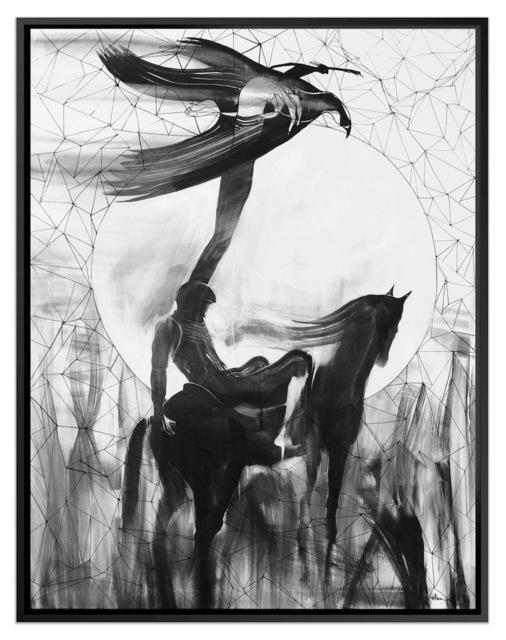 , 'The Celestial Finger ,' 2016, Die Kunstagentin