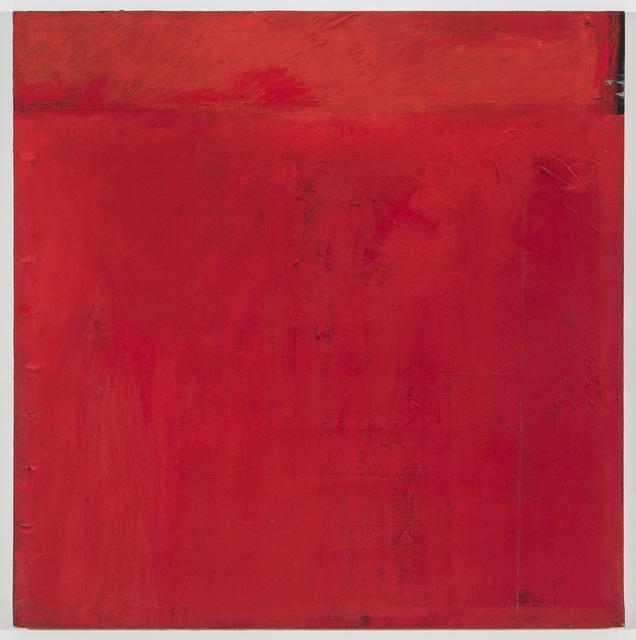 , 'Untitled,' 1985, Johannes Vogt Gallery