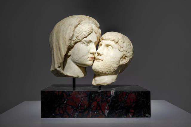 , 'The Eternal Kiss,' 2015, Almine Rech Gallery