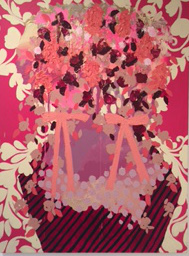 , 'Untitled 3 (Pink bows),' 2017, LAUNCH LA