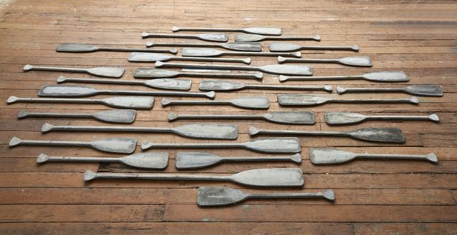 , 'Untitled (Of Bodies and Borders),' 2018, Gallery Wendi Norris