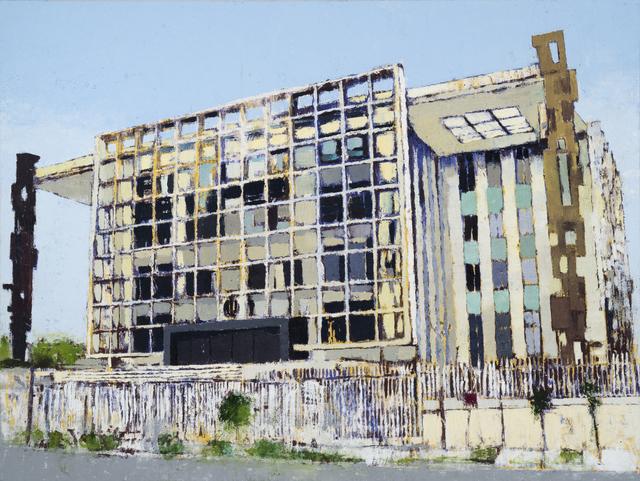 , 'Senate of Iran,' 2017, Leila Heller Gallery