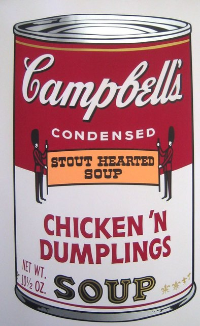 Andy Warhol, 'Chicken 'N Dumplings', 1968, ArtLife Gallery