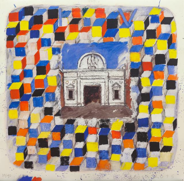 , 'La Scuola Grande di San Giovanni Evangelista,' 2015, Tate Modern