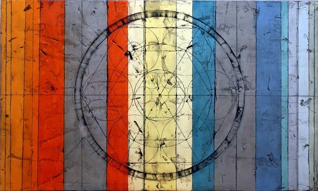 Curtis Olson, 'Semi Sacred Geometry', 2015, J GO Gallery