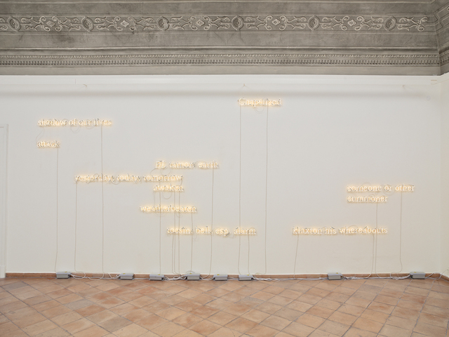 , 'A/C (J.J:F.W.) #10, [warm white],' 2009, Vistamare