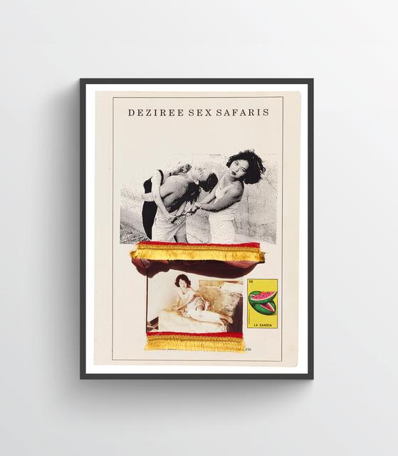 , 'Deziree Sex Safaris,' 2017, Trotta-Bono Contemporary