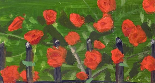 , 'Roses,' 2001, Javier Lopez & Fer Frances