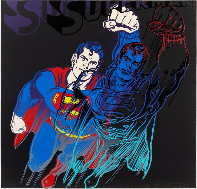 Andy Warhol, 'Superman', 1981, Hindman