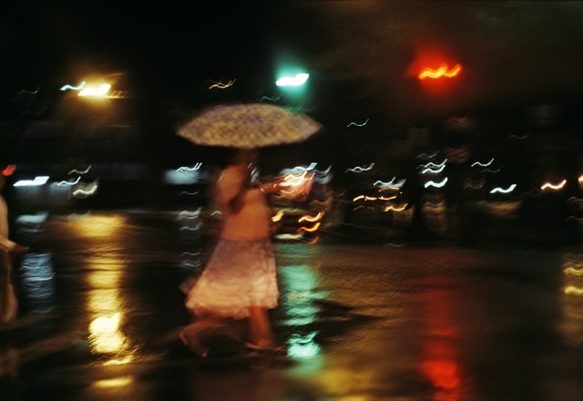 , 'Chuva na Avenida / Rain on the Avenue,' 1988, Galeria Leme