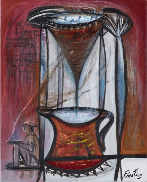 , 'Diez minutos de descanso / Ten Minute Break,' 2014, ArteMorfosis - Cuban Art Platform