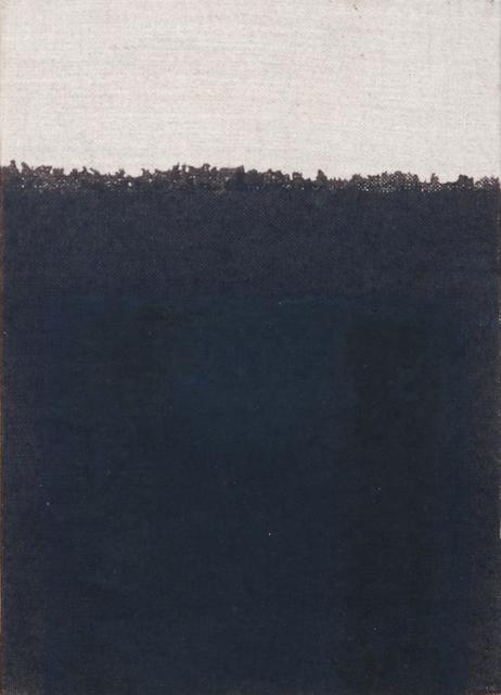 , 'Burnt Umber,' 1994, Galerie Bhak
