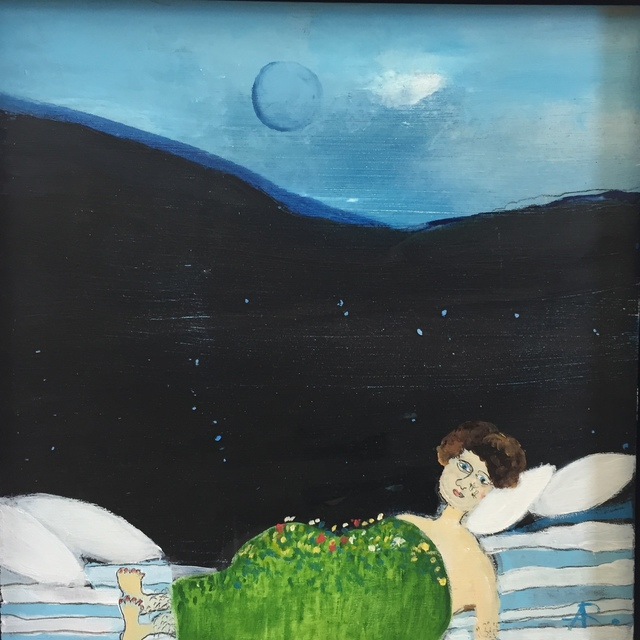 , 'Early Spring,' 2012, Fountain Street