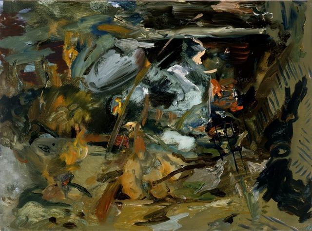 Cecily Brown, 'Munching Rabbit', 2008, Gagosian