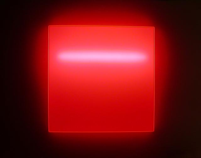 Videre Licet, 'Fiorucci Square Lumalight (for Videre Licet)', 2014, THE NEW