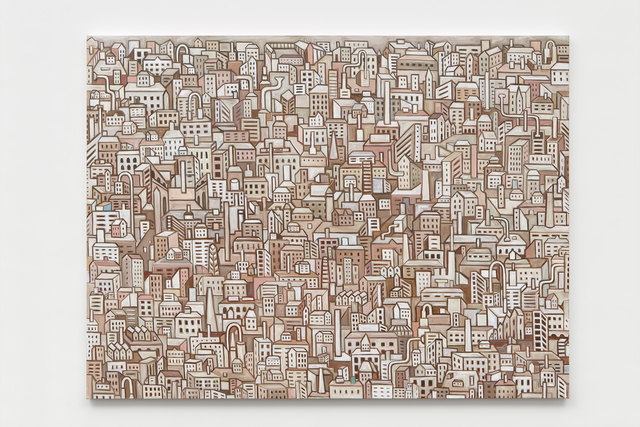 , 'Big City,' 2017, Charles Nodrum Gallery