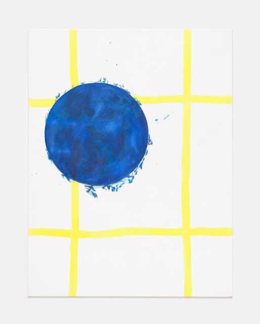 , 'Blauer Sohn Zitrone,' 2018, Kirchgasse
