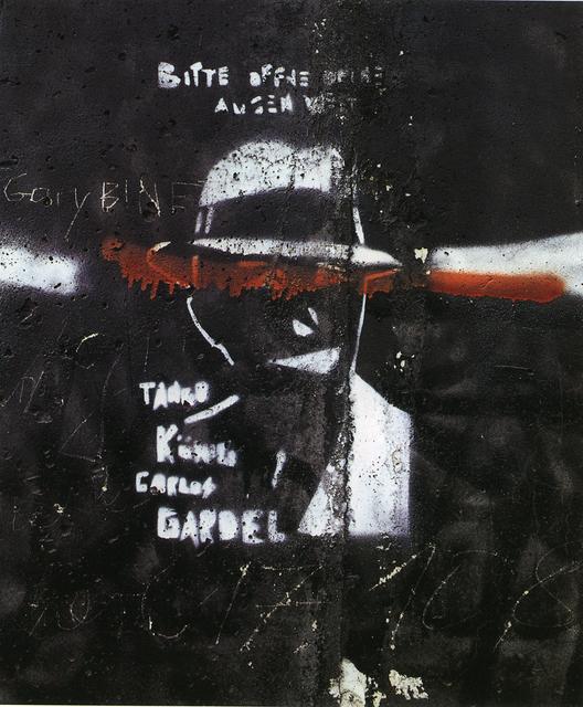 , 'Carols Gardel (The Tango King),' 1987-1989, C. Grimaldis Gallery