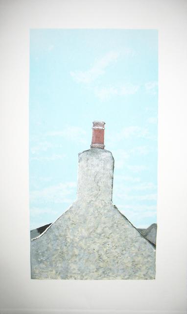 Agnes Murray, 'Roanheads Chimney #3 (Scotland)', 2014, Tabla Rasa Gallery