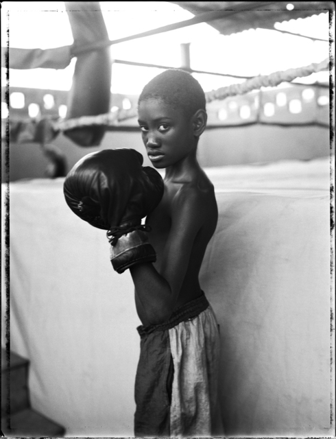 , 'Boxing Gym, Cuba,' 1998, Staley-Wise Gallery
