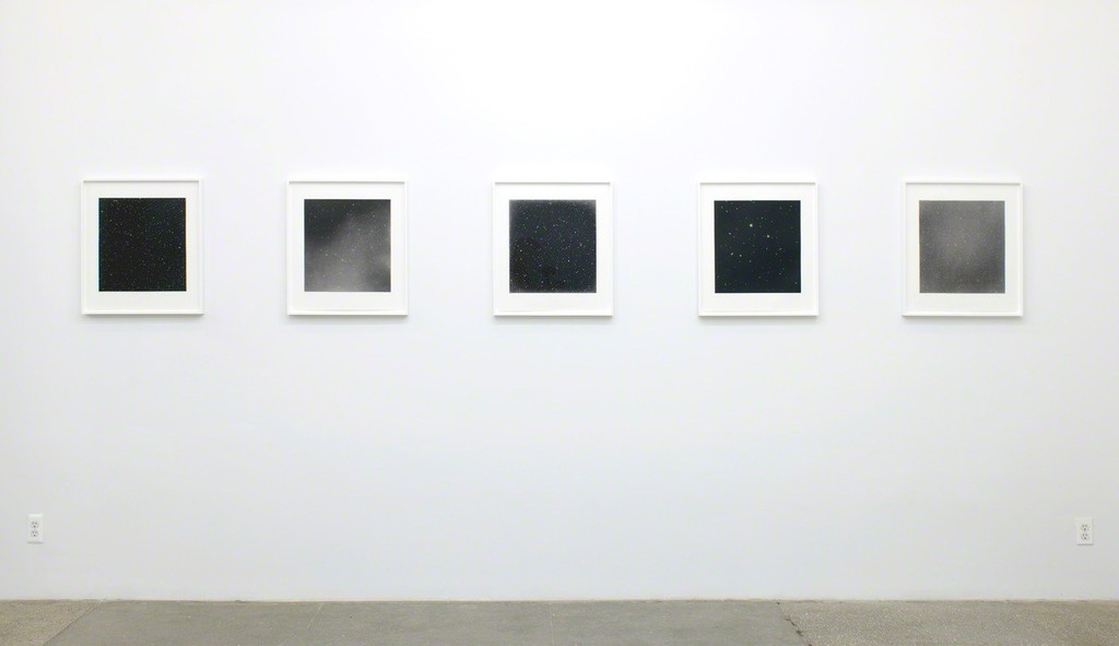 Vija Celmins: Recent Prints, installation view.