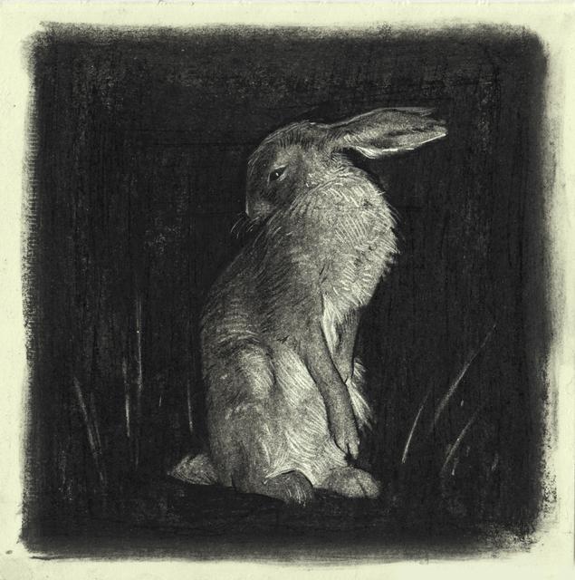 , 'Rabbit,' 2017, AFA Gallery