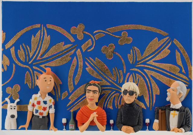Gabriel Ortega, 'My referents', 2013, Tambaran