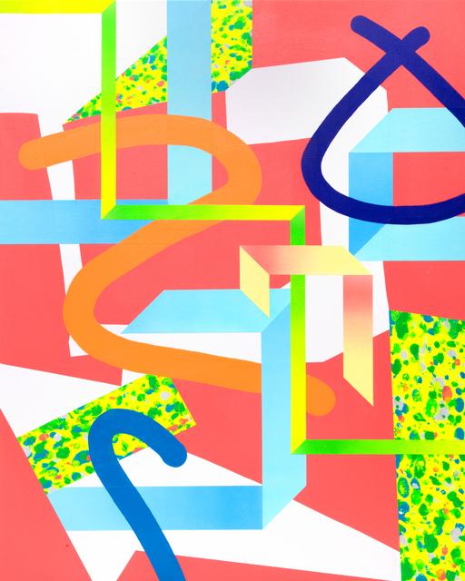 , 'Hot Salmon,' 2016, Mirus Gallery