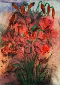 , 'Red Pepper Lilies,' 1999, Galerie Maximillian