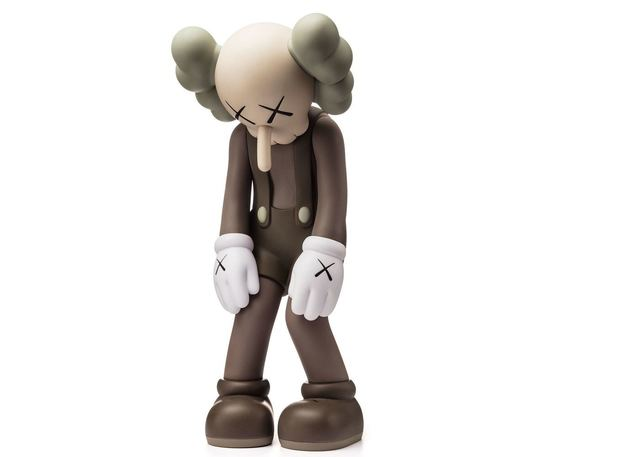 KAWS, 'Small Lie (Brown)', 2017, Lougher Contemporary