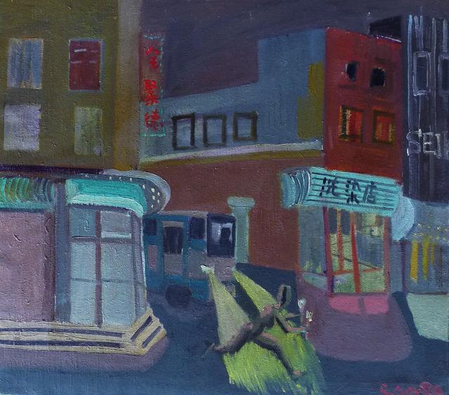 , 'Night in Beijing,' 1989, Tang Contemporary Art