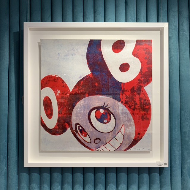 Takashi Murakami, 'And Then, And Then And Then (Blue Red)', 2006, Curator Style