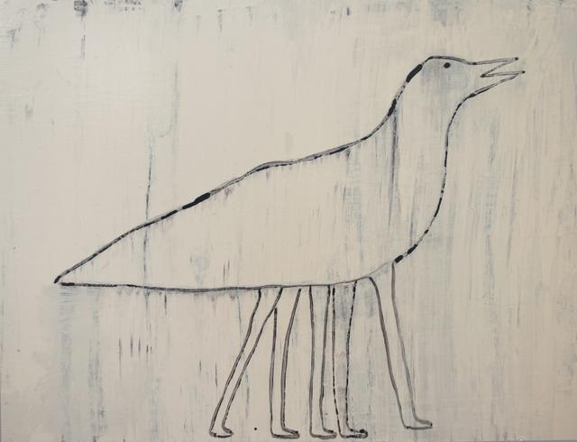 , 'Bird with Five Legs,' 2016, Turner Carroll Gallery