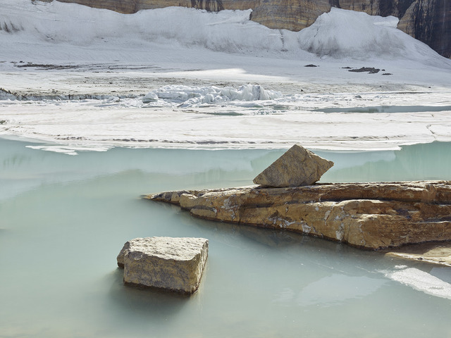 , 'Grinnell Glacier, from the series The Last Glacier,' 2015, Circuit Gallery