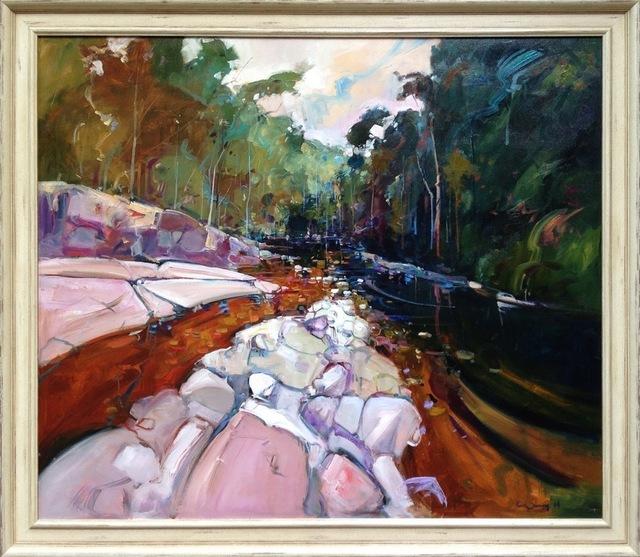, 'Caparra Rockfall,' 2014, Wentworth Galleries