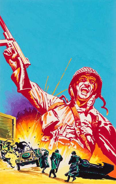 'Untitled (Red army man)', c. 1960-75, Ricco/Maresca Gallery