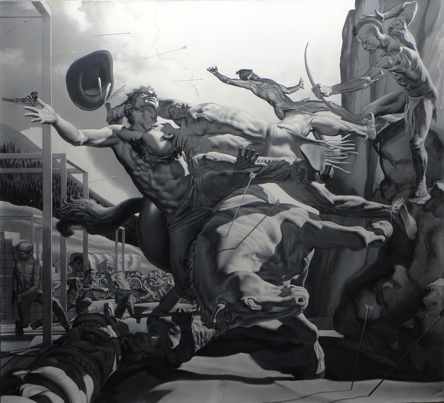 , 'The Settlers,' 2015, Gallery Poulsen