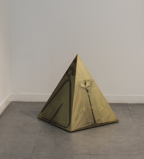 , 'Ego Geometria Sum V: Wigmam,' 1982-83, Richard Saltoun