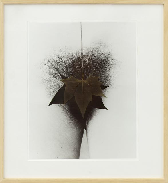 , 'Eva con dos hojas,' ca. 1990, Travesia Cuatro
