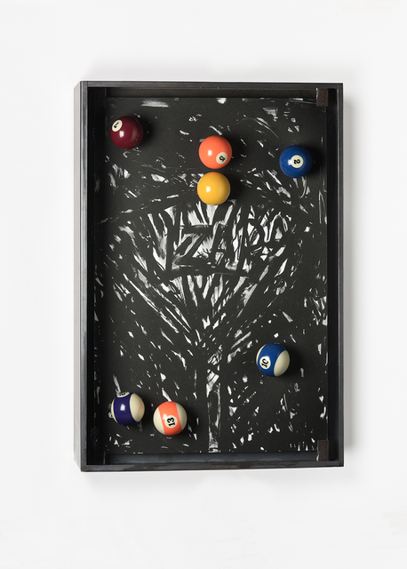 , 'Untitled (billiard balls),' 2014, Carolina Nitsch Contemporary Art